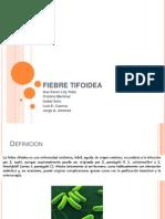 Fiebre Tifoidea 1