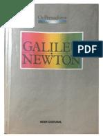 Os Pensadores - Galileu-Newton
