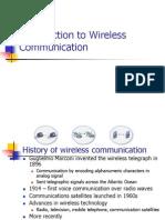 Introduction to Wireless Communication.radio Communication