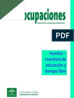 Monitor Educa c i on y Tiempo Libre