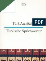 Turkish Sprich w