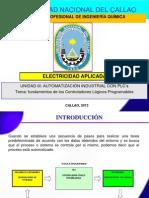 Semana 10 - Electricidad Aplicada 2013