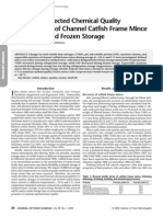 JFS Vol 65 Is 01 JAN 2000 pp 0024-0029 CHANGES IN SELECTED CHEMICAL QUALITY CHARACTERISTICS OF CHANNEL CATFISH FRAME MINCE DURING CHILL AND FROZEN STORAGE.pdf