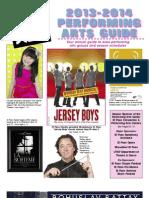 El Paso Scene 2013-2014 Performing Arts Guide