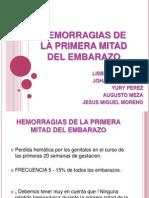 Hemorragias 1ra Mitad EXPO