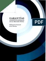 Garantias Constituciones en El Proceso Penal