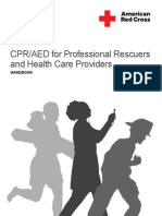 CPR - AED for Professional Rescuers Handbook