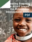 Assessing Progress in Africa Toward the MDG 2011