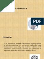 Clase 1 Concepto de evaluacion neuropsicologica.pptx