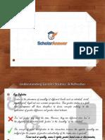 Gender Studies Homework Help - ScholarAnswer