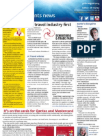 Business Events News for Fri 30 Aug 2013 - A travel industry first, MSC Cruises takes the cake, BreakFree in Bali again, Victoria launches Tourism Week and much more