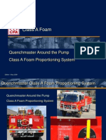 Quenchmaster Class a Foam System Ppt_1