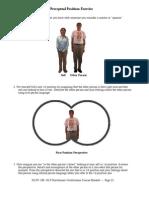 NLPU 100 Perceptual Positions Exercise
