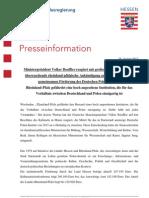 PM MP Bouffier _ Polen-Institut _ MP Malu Dreyer (RLP) 28-08-2013