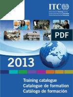 CFI OIT Course Catalogue 2013