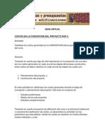 Tema 2. Clasisicacion de Costos en La Concepcion.