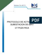 Protocolo Se 69kv