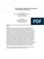 Institutional Evolution in the Holocene Robert Boyd Articulo