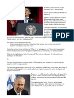 Obama in Cairo - Muslim and Israeli Reactions