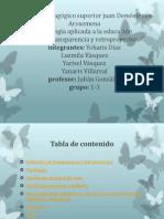 Transparencia y Retroproyector