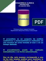 01. Clase Uronanalisis y Sedimento 2011