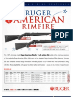 Ruger American Rimfire Rifle - Brand New Gun Specifications
