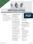 V DIRETRIZES BRASILEIRAS DE HIPERTENSÃO ARTERIAL