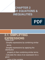 2 1 simplifying expressions