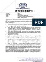 Safety Bulletin 15 - Hot-Work Incidents