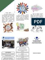 Triptico de Servicio Comunitario Ddhh 05