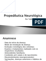 Propedêutica Neurológica LACM