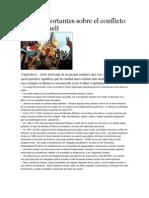Datos Importantes Sobre El Conflicto Arabe