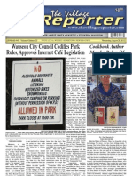 The Village Reporter - August 28th, 2013