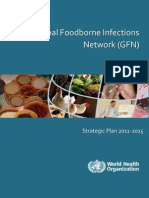 Global Foodbourne Infections