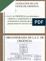 Organizacion de Los Servicios de Urgencia-1