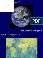 What is Geophysics