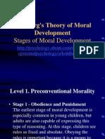 05 Kohlberg's Theory of Moral Development
