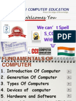 Fundamentals of Computer 1 2003
