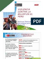 Violencia Peru 2009