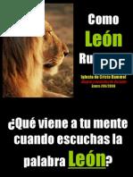 Como León Rugiente