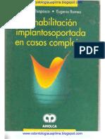Rehabilitacion Implantosoportada en Casos Complejos - Matteo Chiapasco