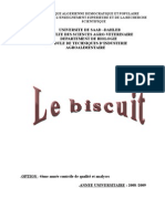 Exposé de BISCUIT