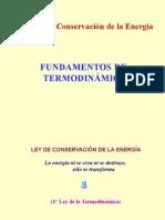 Fundamentos de La Termodinamica