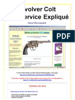 Revolver Colt New Service Expliqué