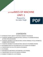 Dynamics of machines Unit-1