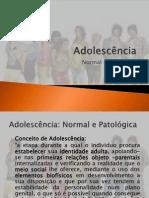 adolescencia normal e patológica inicial (1)