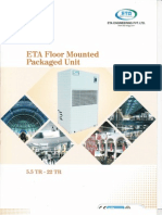 ETA Floor Mounted Pkg Unit