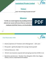 VDA Presentation