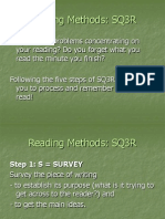 2. Reading Method - Sq3r