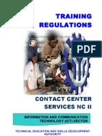 Contact Center NC II